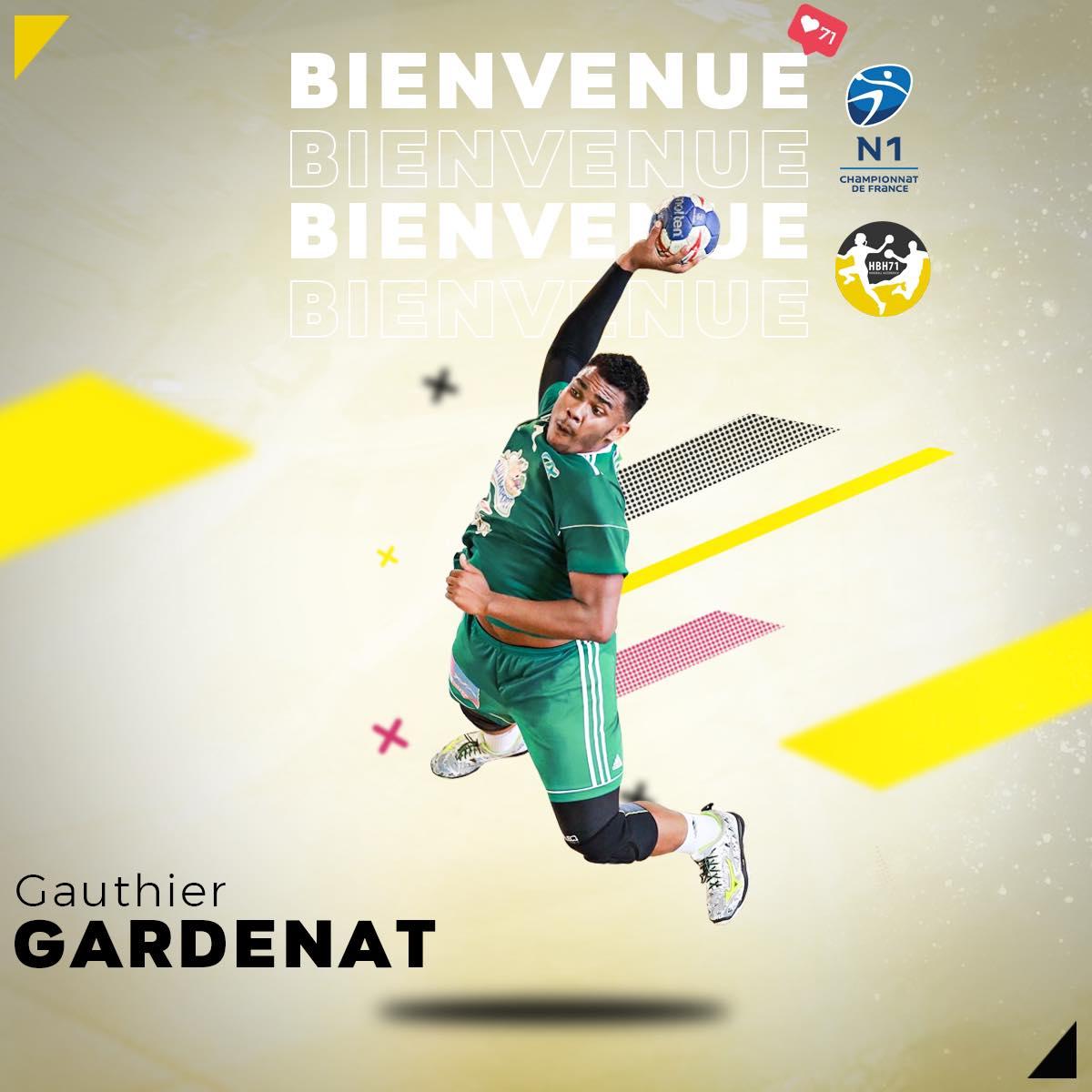 Présentation Gauthier GARDENAT