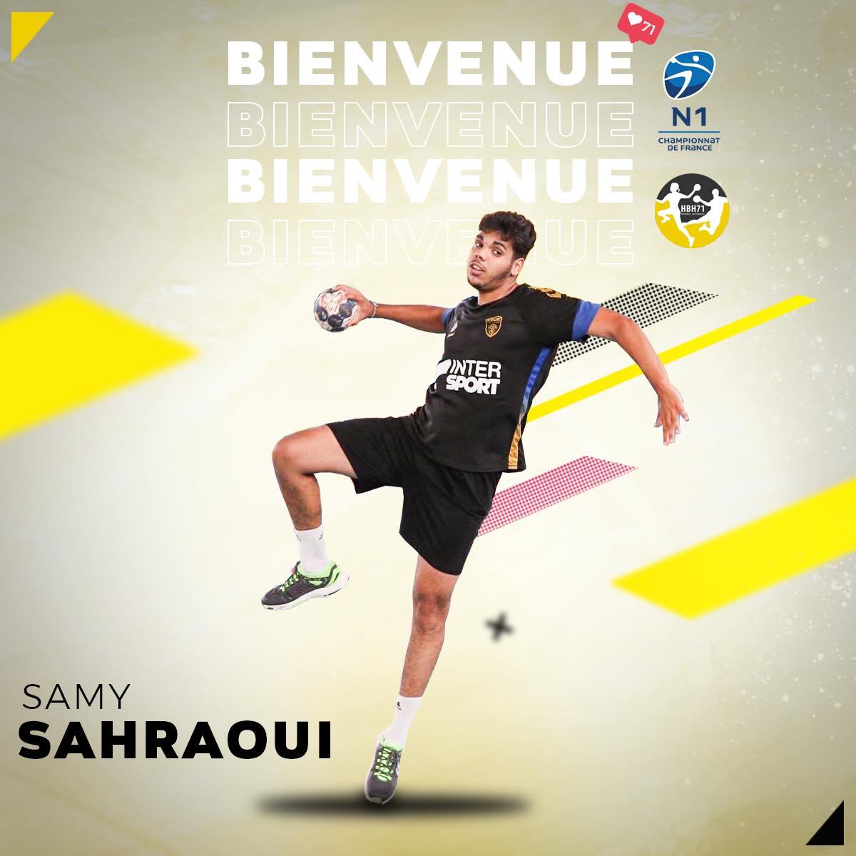 Présentation Samy Sahraoui